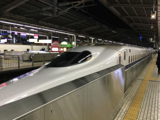 夕方から新幹線_c0128818_20420997.jpg