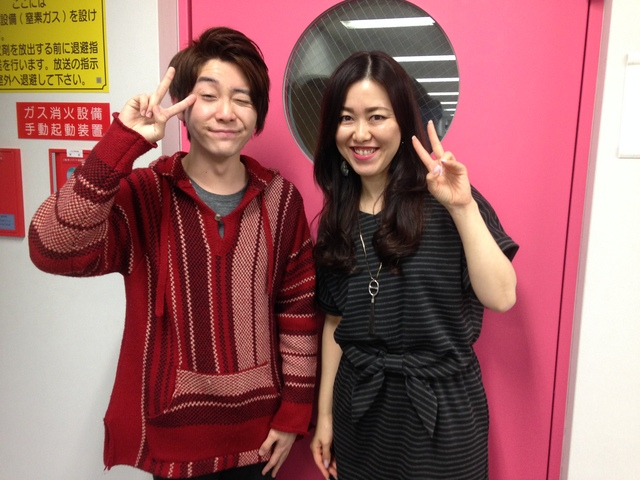 Mrs.GREEN APPLE 大森元貴さんと_f0201039_22352890.jpg