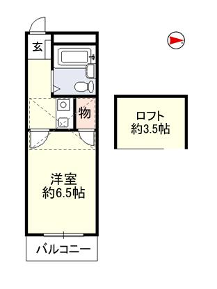 桜町賃貸マンション クロス張替完了 入居募集開始_e0251265_18103343.png