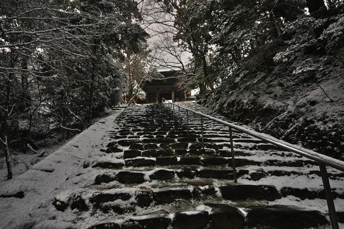 神護寺 雪景色 2016                                 _f0021869_1852527.jpg