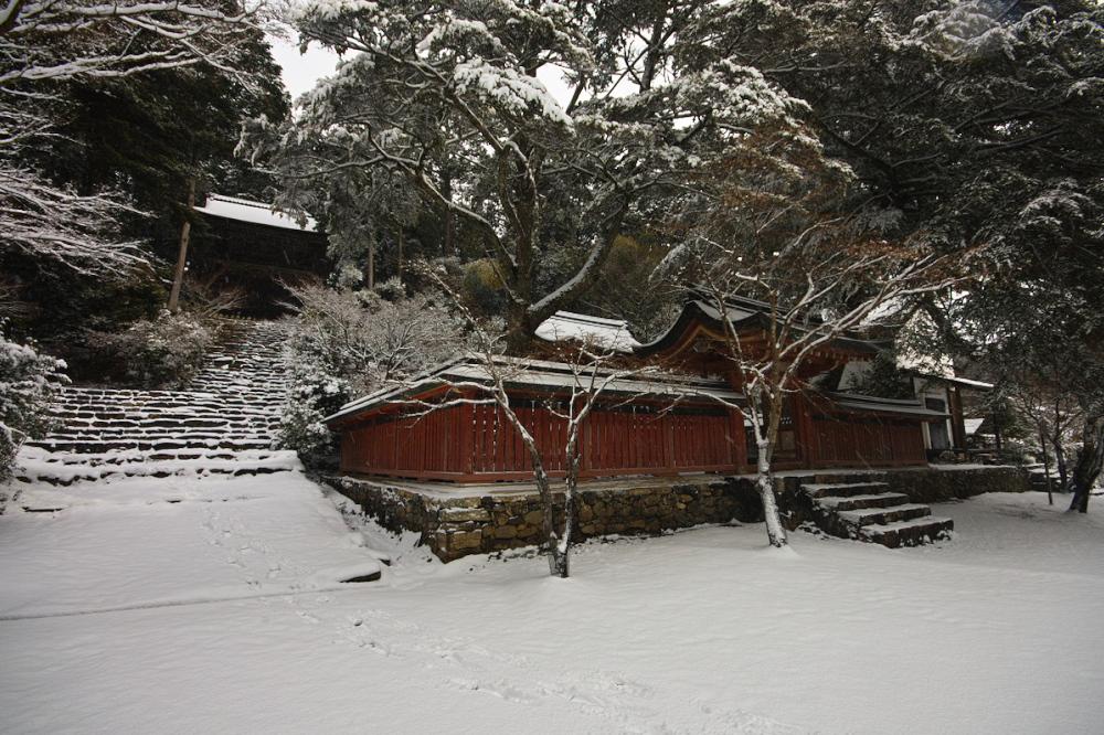 神護寺 雪景色 2016                                 _f0021869_18531565.jpg