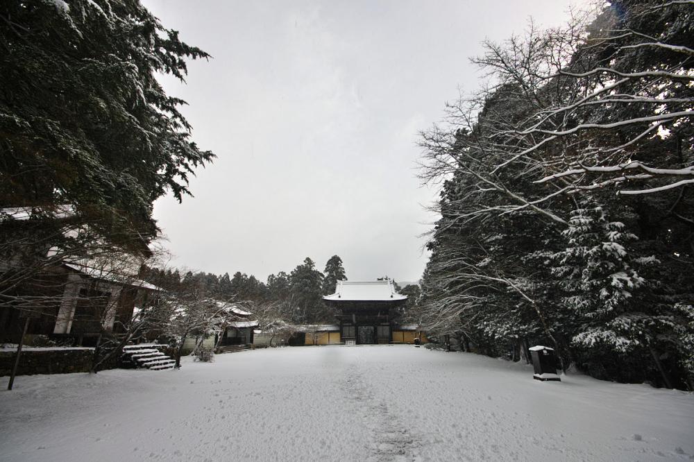 神護寺 雪景色 2016                                 _f0021869_1853286.jpg