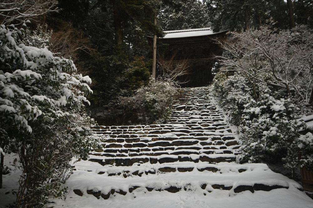神護寺 雪景色 2016                                 _f0021869_18541016.jpg