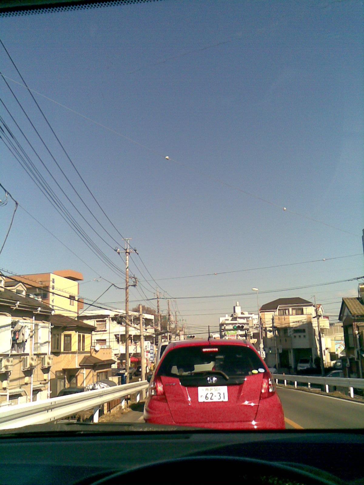 本日快晴で暖かくてよかった!_d0061678_1652253.jpg