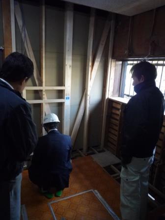 耐震補強工事_e0190287_17362781.jpg