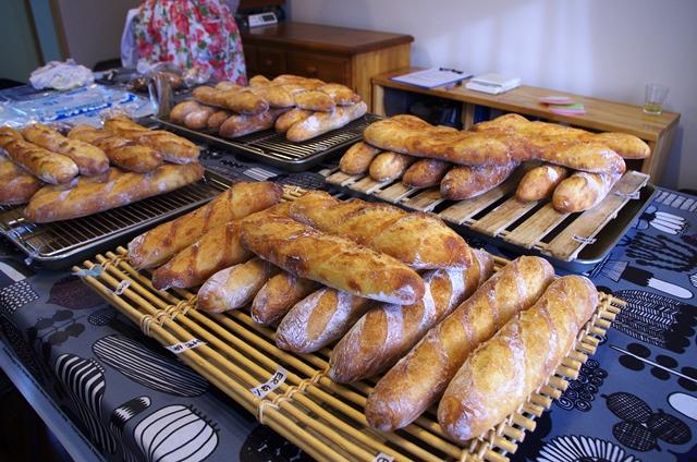 極寒フランスパン_e0167593_1374575.jpg