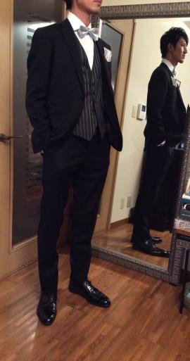 suit  companyって優秀ね。_b0210699_21505183.jpg
