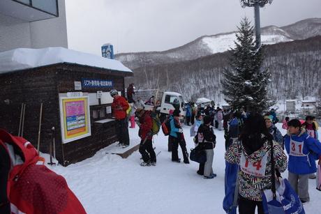 2016年1月22日北海道朝里川温泉で山スキースタート_c0242406_1842472.jpg