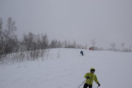 2016年1月22日北海道朝里川温泉で山スキースタート_c0242406_1874247.jpg