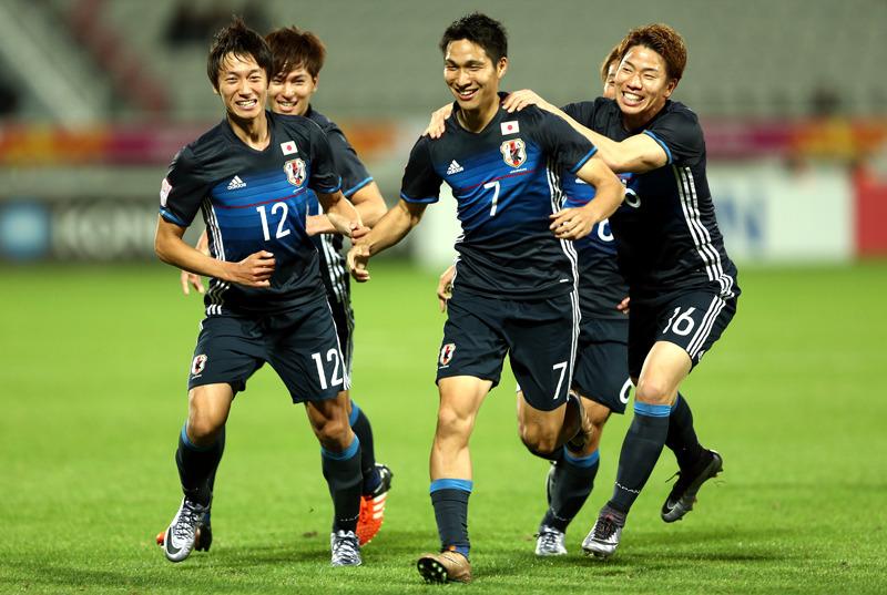 サッカー、リオ五輪出場決定_c0152507_482251.jpg