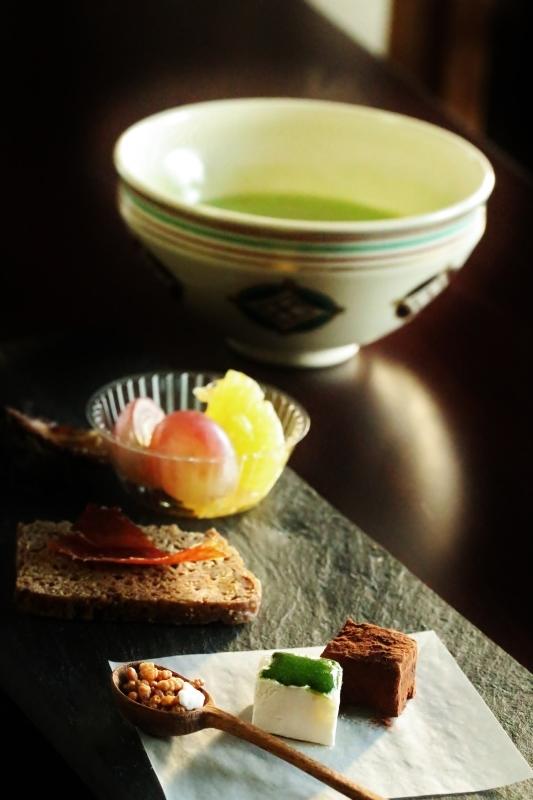 喜楽亭で楽しむ おいしい日本茶 1月_b0220318_06441954.jpg