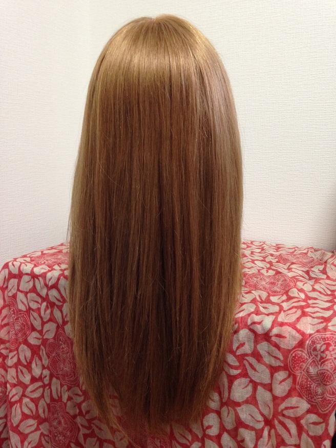 人毛100% ロングヘアのウィッグを入荷しました!_f0277245_044319.jpg