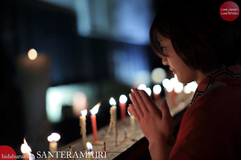 飛騨古川三寺まいり2016 - 写真撮影記 02 千本蝋燭、灯籠流し編_b0157849_19292351.jpg