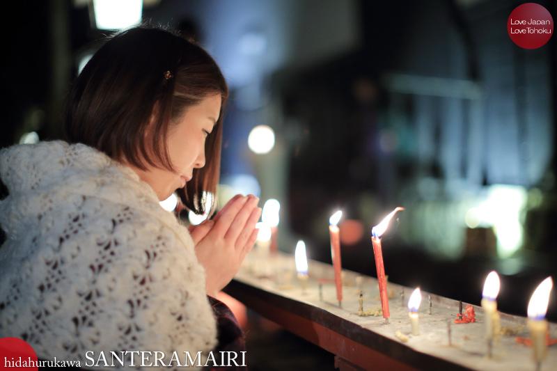 飛騨古川三寺まいり2016 - 写真撮影記 02 千本蝋燭、灯籠流し編_b0157849_19321615.jpg