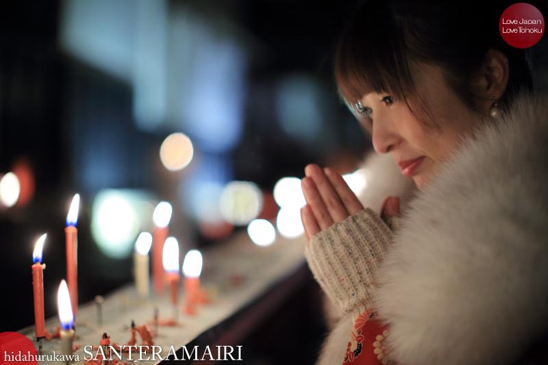飛騨古川三寺まいり2016 - 写真撮影記 02 千本蝋燭、灯籠流し編_b0157849_19322205.jpg