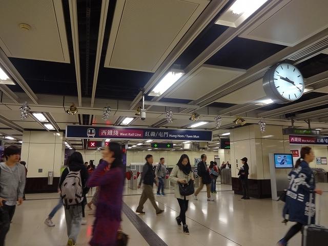 香港文化博物館へ向かって _b0248150_09324168.jpg