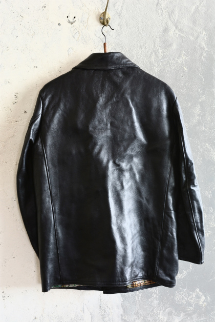 Euro Vintage Leather  jacket & coat_f0226051_13264399.jpg