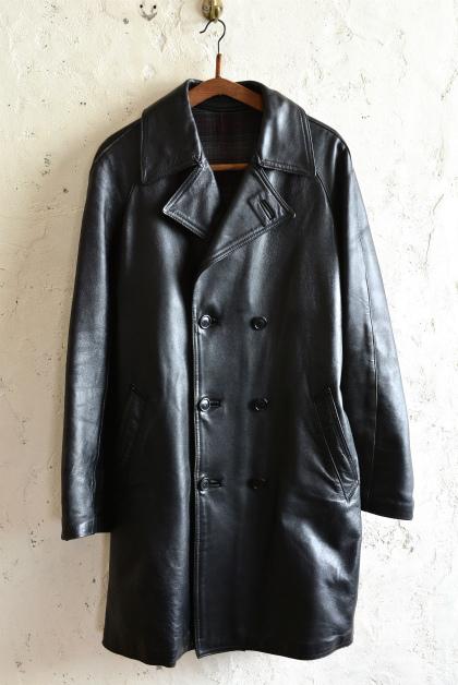 Euro Vintage Leather  jacket & coat_f0226051_13305434.jpg