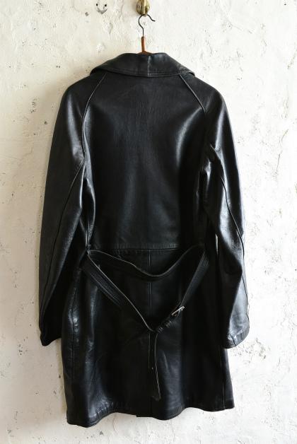 Euro Vintage Leather  jacket & coat_f0226051_13310515.jpg