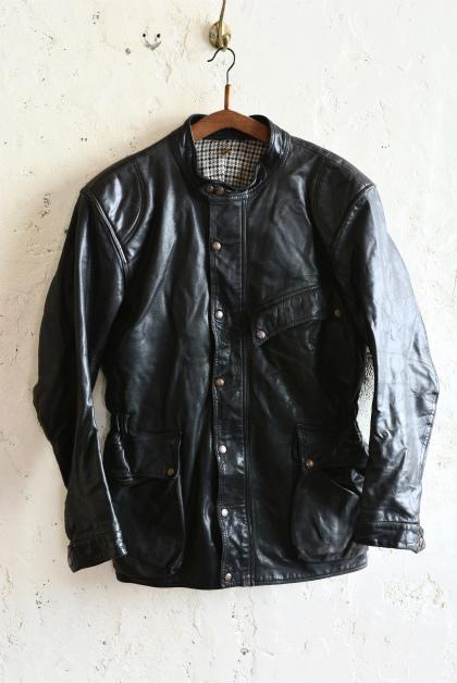 Euro Vintage Leather  jacket & coat_f0226051_13460709.jpg
