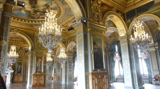 Hotel de Ville パリ市庁舎の見学_d0263859_18580969.jpg