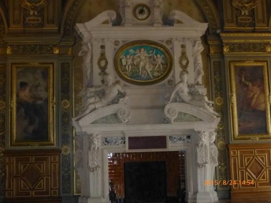 Hotel de Ville パリ市庁舎の見学_d0263859_18581866.jpg