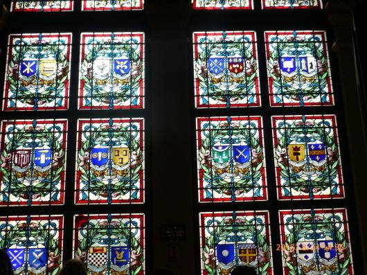 Hotel de Ville パリ市庁舎の見学_d0263859_18582519.jpg