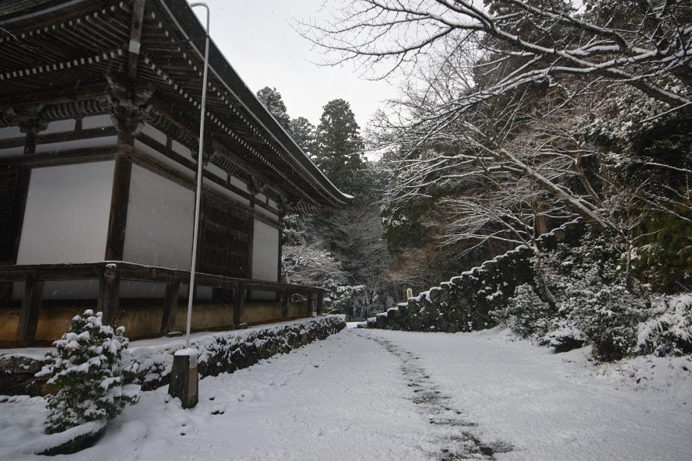 神護寺 雪景色 2016                                 _f0021869_21193978.jpg