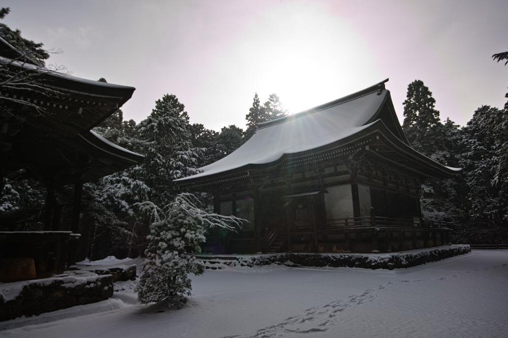 神護寺 雪景色 2016                                 _f0021869_21282267.jpg