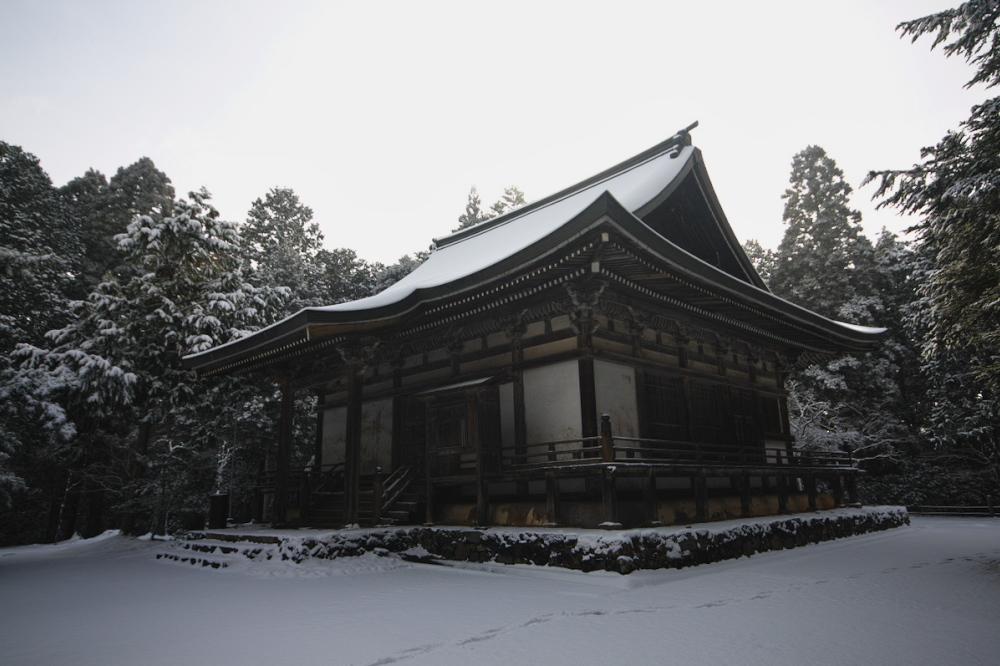 神護寺 雪景色 2016                                 _f0021869_21321423.jpg