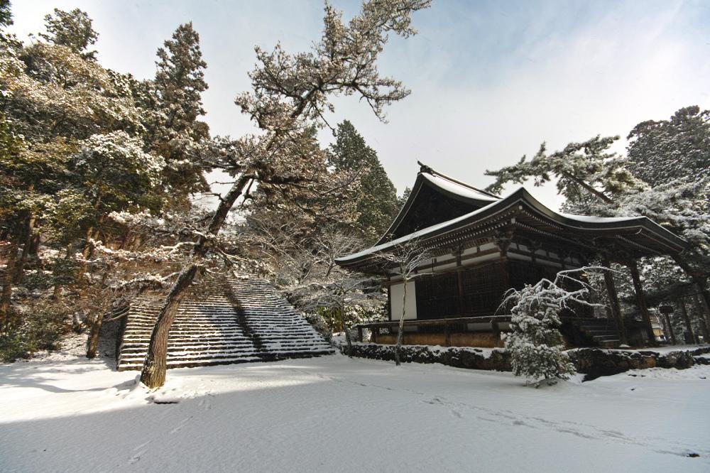 神護寺 雪景色 2016                                 _f0021869_21342648.jpg