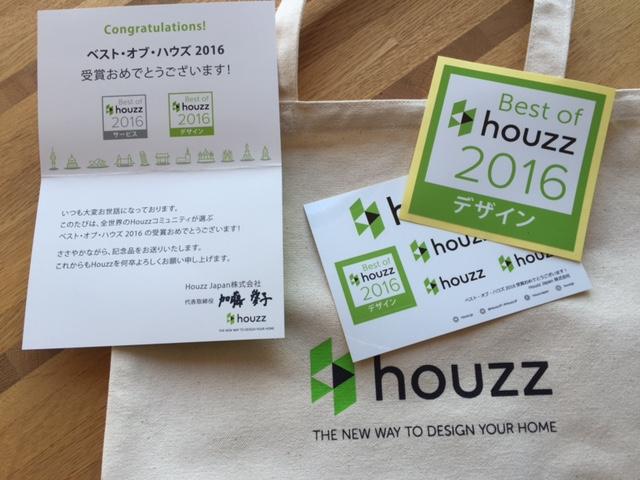 Best of Houzz 2016 受賞しました^^_e0215179_10394612.jpg