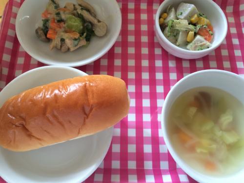 1月27日の給食。里芋サラダのレシピ_c0293682_12464336.jpg