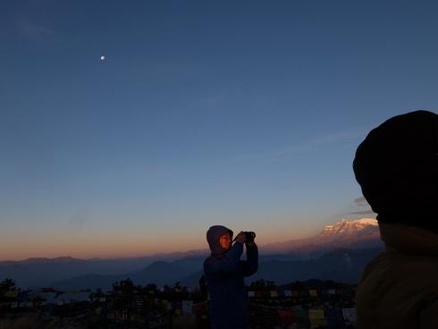 12日目 : Trekking day10 ゴレパニ(プーンヒル)→タドパニ_a0207588_20394649.jpg