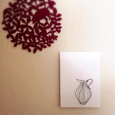 壁に雑貨を飾ろう!_a0341288_17243391.jpg