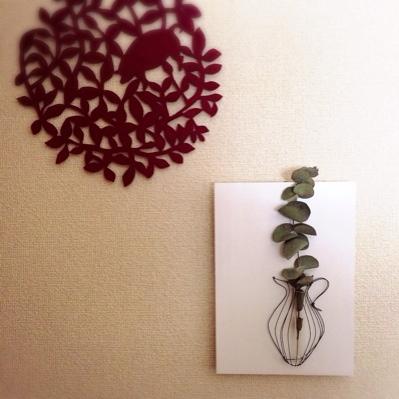 壁に雑貨を飾ろう!_a0341288_17243393.jpg