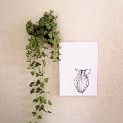 壁に雑貨を飾ろう!_a0341288_17243395.jpg