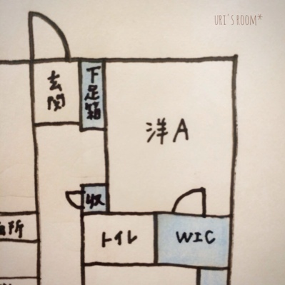 洋室Aと和室の設計変更について。_a0341288_17244355.jpg