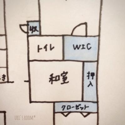 洋室Aと和室の設計変更について。_a0341288_17244415.jpg