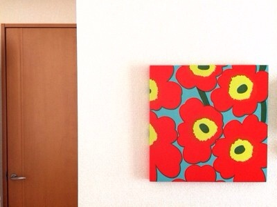 こだわった壁紙* 和室_a0341288_17245651.jpg