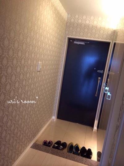 【web内覧会】玄関~廊下_a0341288_17254711.jpg