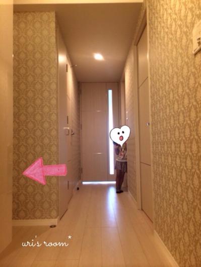 【web内覧会】洋室A(レディースルーム)_a0341288_17254876.jpg