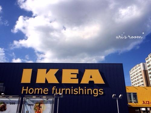 引越し直前。IKEA行って来ました(´∀`)と、昨日の晩ごはんは豚肉と舞茸のオイスター炒め!_a0341288_17262780.jpg