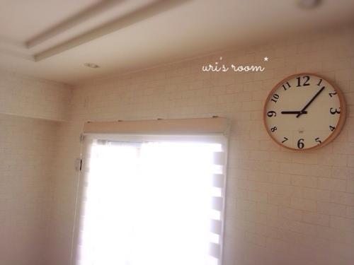 新居に一番最初に設置したモノ!それから朝日の入るリビング。_a0341288_17263916.jpg