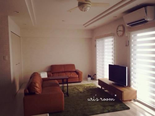 マリメッコのタペストリーを寝室に飾りました!_a0341288_17265524.jpg