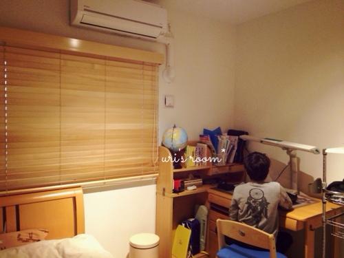 【入居1ヶ月* web内覧会】息子の部屋_a0341288_17270707.jpg