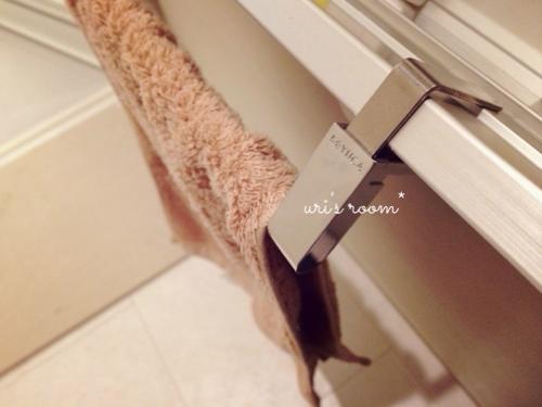 洗面所。soilバスマットの実力と、失敗しちゃったコレ…_a0341288_17271181.jpg