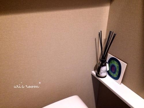 入居2ヶ月足らずで壁紙が傷ついた件(´Д⊂グスン_a0341288_17271561.jpg
