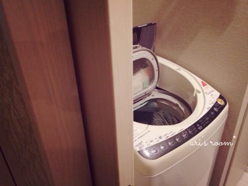 洗濯機のお掃除と、わが家のキッチンマット。_a0341288_17271675.jpg