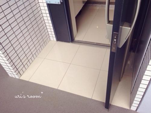 玄関のインテリアについて考え中!玄関マットを置きたい(´∀`)_a0341288_17273067.jpg